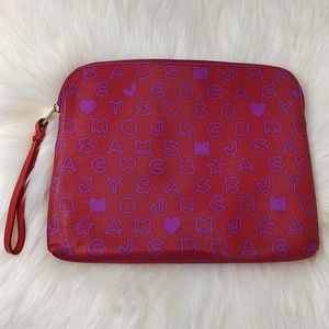 Marc by Marc Jacobs iPad Case Wristlet Tablet Bag